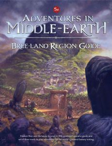 Adventures in Middle-earth: Bree-land Region Guide